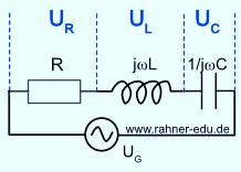 induktiver blindwiderstand formel
