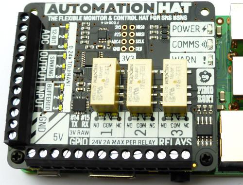 Raspberry Infrarot Entfernungsmesser : Automation hat adc relais raspberry pi python unterricht