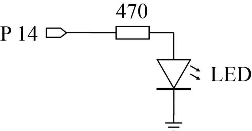 led - unterricht - lernmaterial - mikrocontroller